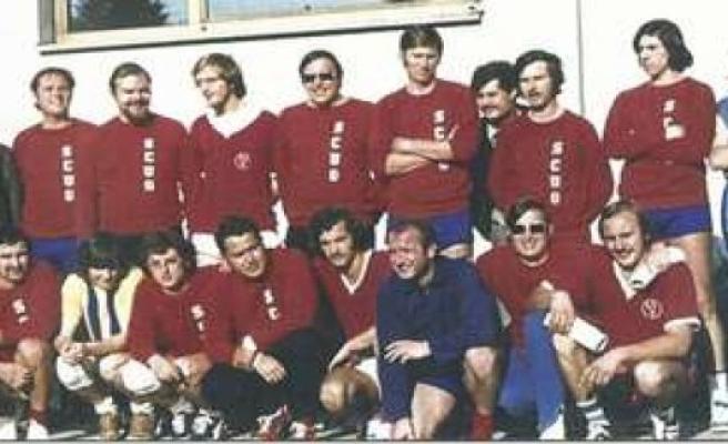 Handball team of the SC under pfafenhofen: half A century of dedicated work   Landkreis Fürstenfeldbruck