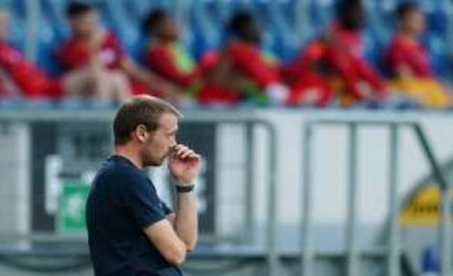 Kaltenbach officially Hoffenheim coach against RB Leipzig   More sports