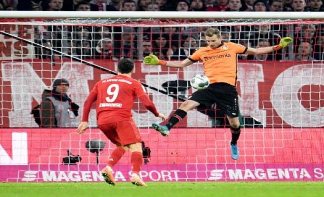 Leverkusen - FC Bayern Munich Live Stream: German Bundesliga live on the Internet see