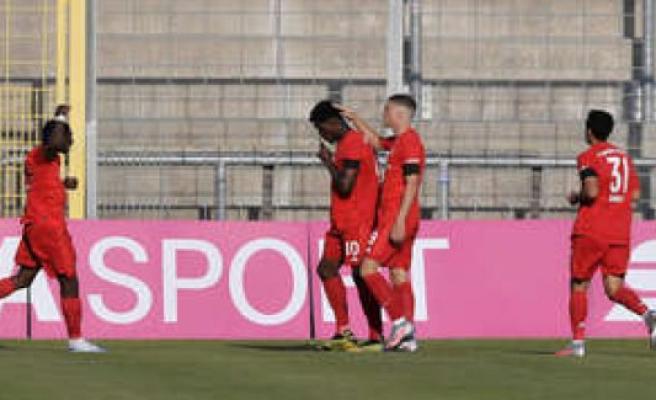 Live-Ticker, 33. Round (3. League): FC Bayern 2 against SV Meppen | FC Bayern
