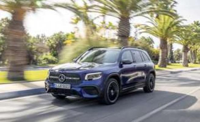 Mercedes GLB: The true successor of the GLK | car