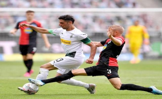 Mönchengladbach: Gladbach again in the Premier class: 2:1 against Hertha