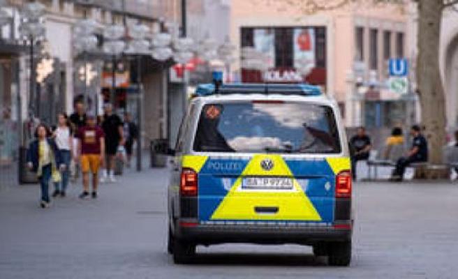 Munich: a Desperate emergency call reaches the police - dramatic abroad begins   Munich