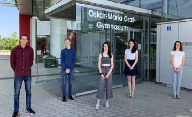 Neufahrn baccalaureate 2020: The OMG Neufahrn five high-school graduates enjoy over 1.0 | Neufahrn