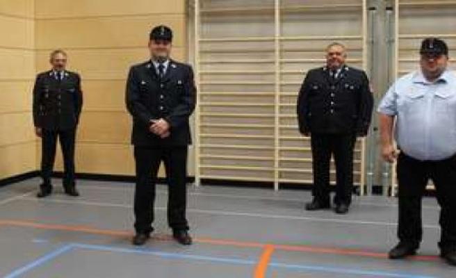 New commander: Finsings Feuerwehrler under new management | Finsing