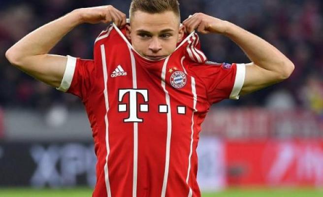 New kits: FC Bayern played against Frankfurt in the new gap