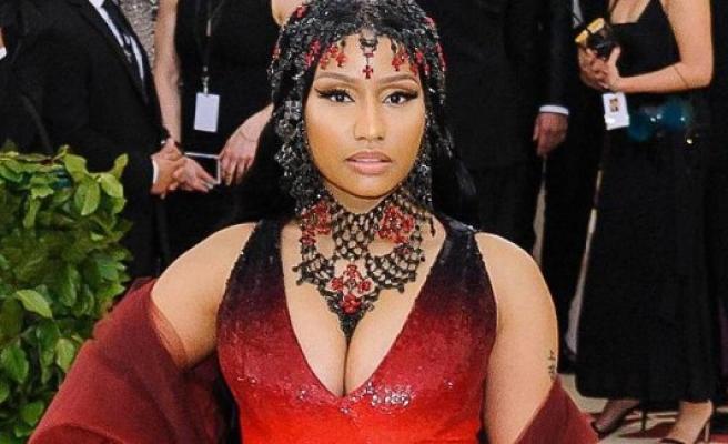 Nicki Minaj and her Breasts break records