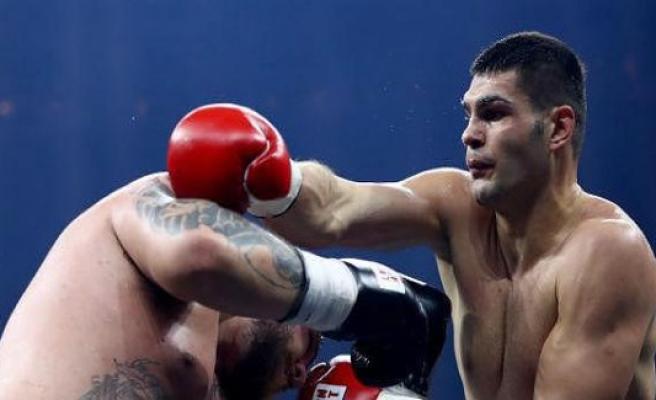 Nisse Sauerland: Hrgovic can beat Joshua
