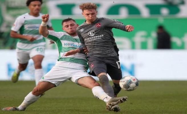 Nurnberg - Greuter Fürth Live Stream: 2. Bundesliga watch live on the Internet