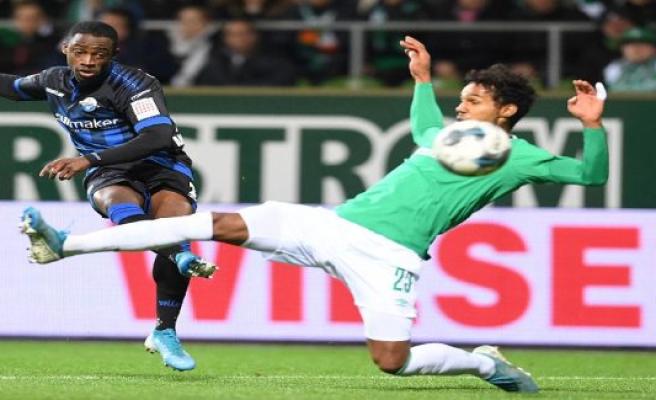 Paderborn - Werder Bremen Live Stream Bundesliga live on the Internet see