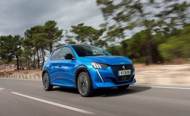 Peugeot e-208 : lanti-Zoe PSA | Automotive