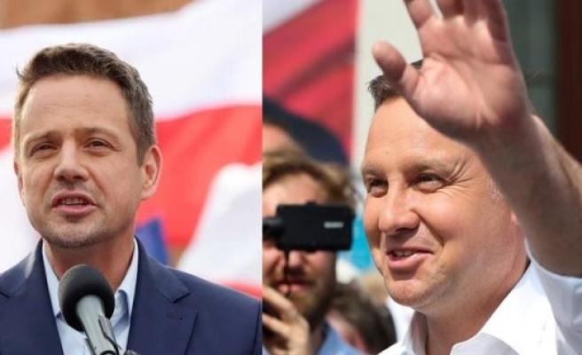 Poland: runoff election between incumbent Duda and Challenger Trzaskowski probably