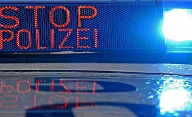 Police Inspection Völklingen: Traffic Accident Escape