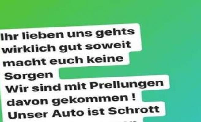 Pop Star Sonia Liebing: Worse car accident in front of ARD-Show of Stefan Mross | Boulevard