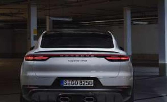 Porsche Cayenne GTS celebrates its Comeback with a V8 engine | car