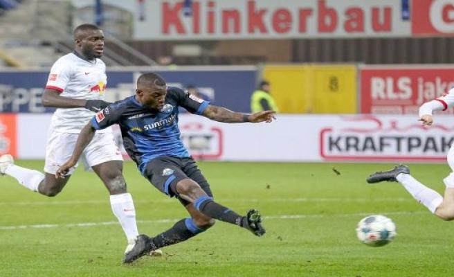 RB Leipzig - Paderborn Live Stream Bundesliga watch live on the Internet