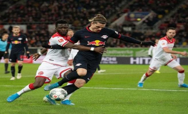 RB Leipzig against Fortuna Dusseldorf in the Live-Stream: Bundesliga live on the Internet