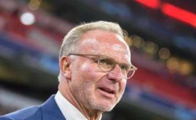Rummenigge praises TV contract: Excellent result | football
