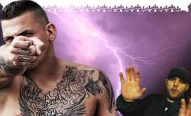 Scandal Gzuz: 187 street gang member wants Berlin Rapper Fler slain   Boulevard