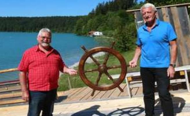 Schongau: Alois Sporrer is the new Lechfloß-captain   Schongau