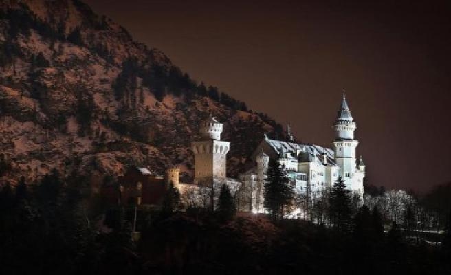 Schwangau: Understated elegance: - New lighting for the castle of Neuschwanstein