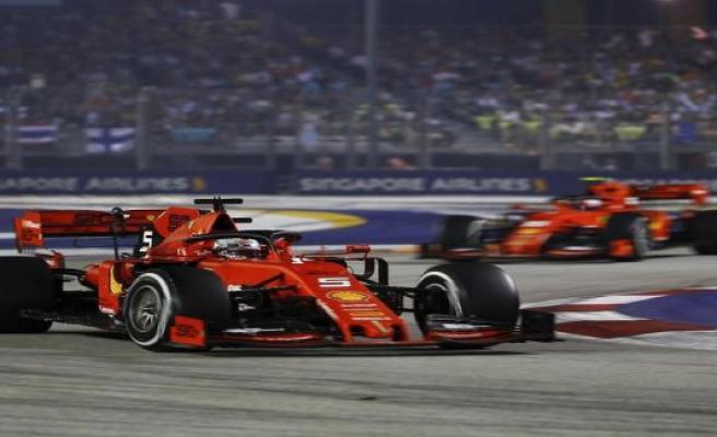 Singapore: formula 1 to Europe: Baku, Singapore, Suzuka cancelled