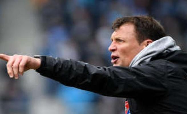 SpVgg Unterhaching with annoying 1:2 loss to Preußen Münster Unterhaching