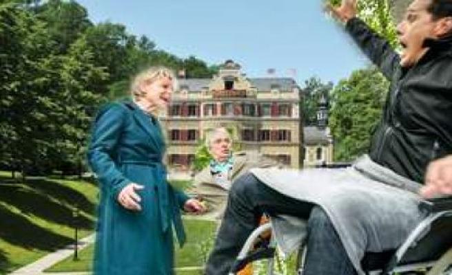 Sturm der Liebe (ARD): The brazen Fürstenhof-a lie can run Dirk suddenly? | TV