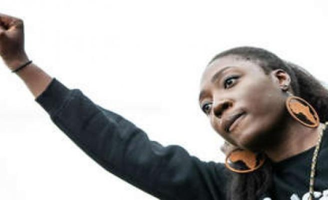 Stuttgart, Germany: Black lives matter-Demo, Corona-Protest look miserably | world