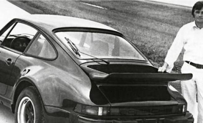 The Porsche 911 and 917 orphan of Hans Mezger | Automotive