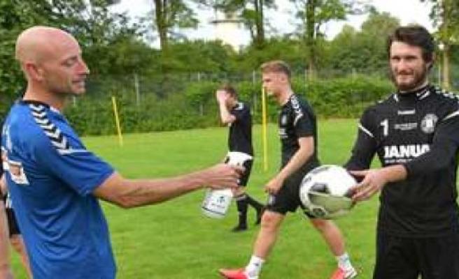 The TSV Dorfen takes with the new coach Christoph Deißenböck the training operation. | Landkreis Erding