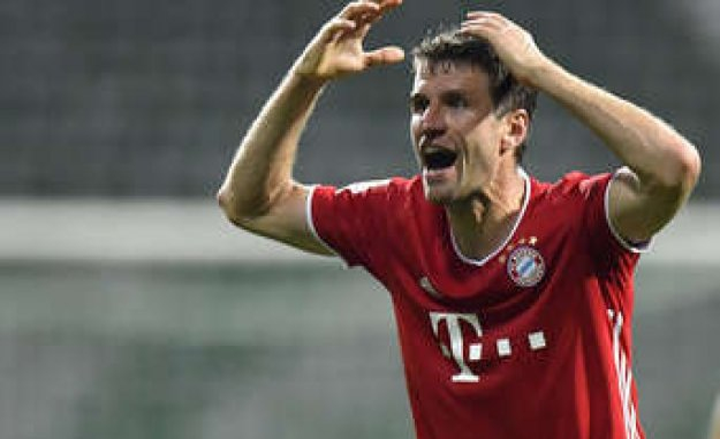 Thomas Müller/FC Bayern Munich: DFB-Comeback? Bierhoff chats internals from   to FC Bayern