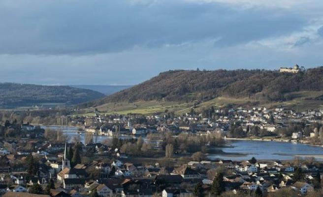 Three German found dead in Switzerland - including two children