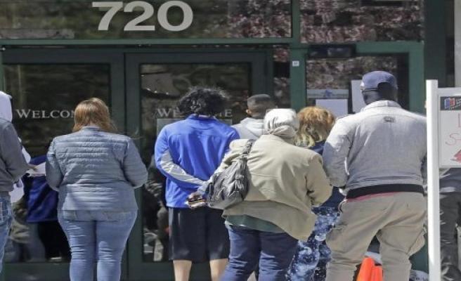USA: 1.54 million new unemployed in Corona-crisis - more than 44 million total