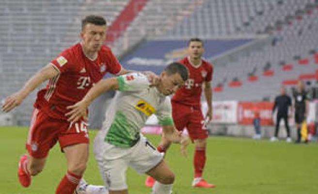 Vote: Who was the best Bayern-Profi against Gladbach?   FC Bayern
