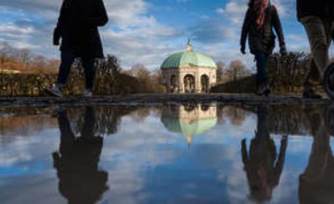 Weather In Munich: Mega-Forecast! Even magic brand genackt | Munich