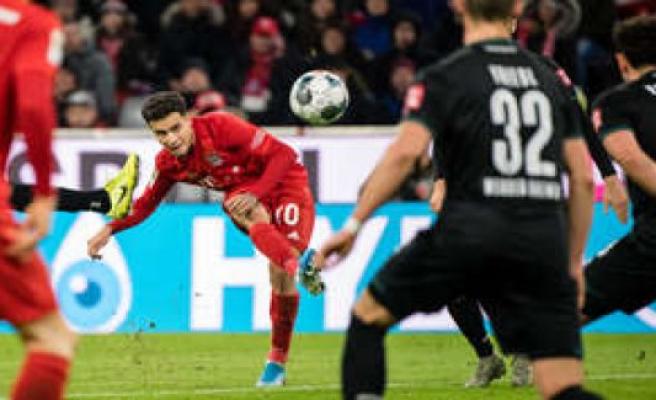Werder Bremen - FC Bayern München Live-Ticker: Flick on Tuesday master? | FC Bayern