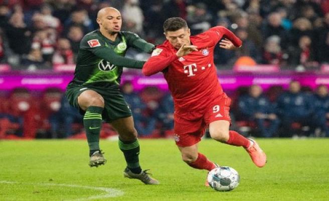 Wolfsburg - FC Bayern Munich Live Stream: German Bundesliga live on the Internet see