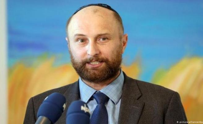 A Rabbi in Germany: I hide my Kippa