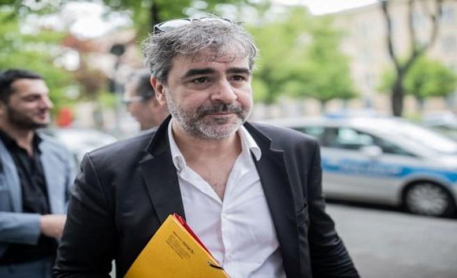 A Turkish court sentenced Deniz Yücel to nearly three years in prison