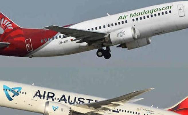 Air Austral and Air Madagascar split - Point