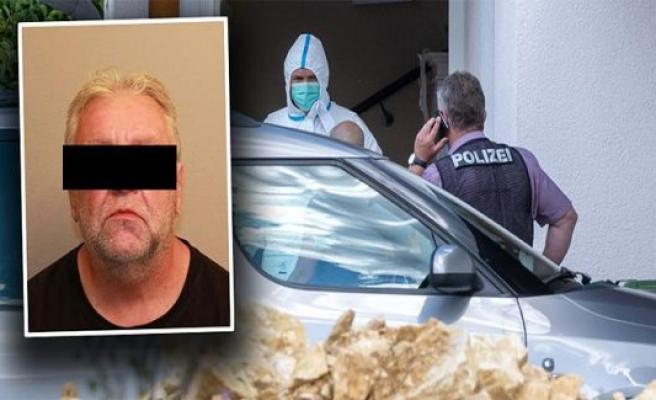 Alleged double-murderer of Swan village in the Czech Republic in focus