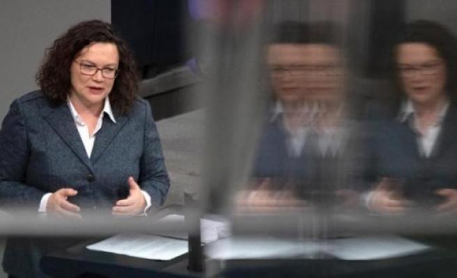 Andrea Nahles: political Comeback of Ex-SPD Leader - new Job in Brussels