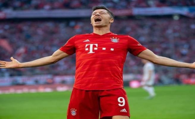 Bayern Munich Star Lewandowski is confident of victory: you Can get the Henkelpott