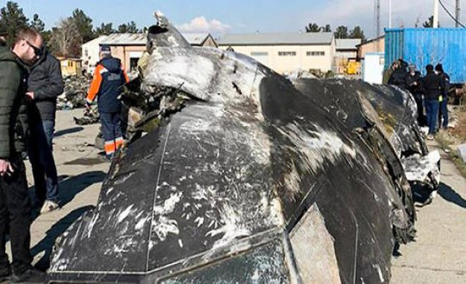 Boeing Ukrainian shot down : iran accepts dindemniser families - The Point