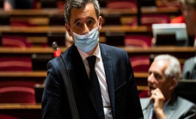 Coignard – Macron, Castex and plaster Darmanin - The Point