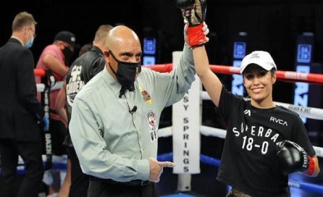 Controversial K. o.-record for Seniesa Estrada