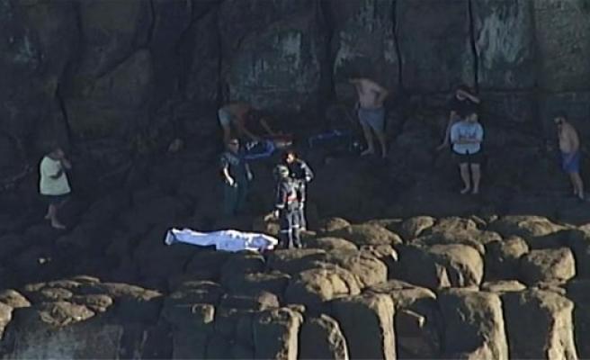 Divers in Australia, dies in shark attack