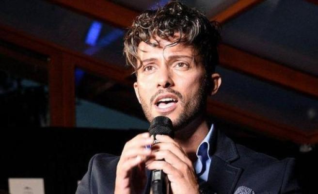Domenico de Cicco start now as a singer