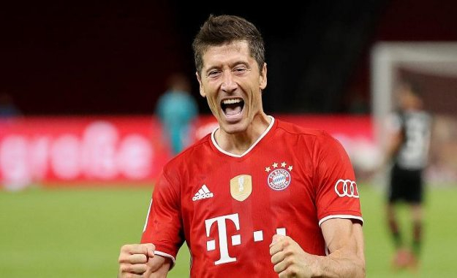 FC Bayern: Why is Lewandowski world player, it must be